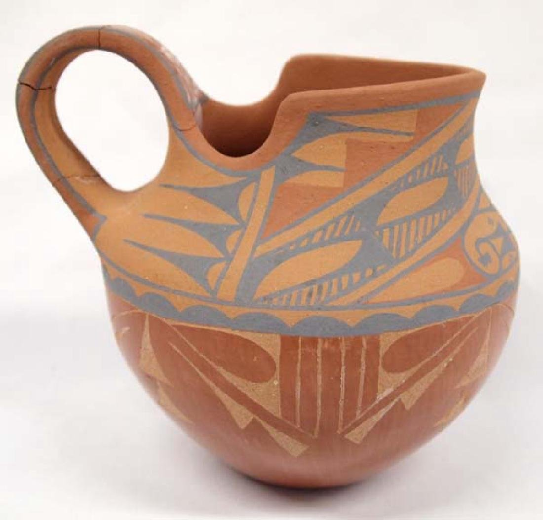 Jemez Pottery Pitcher