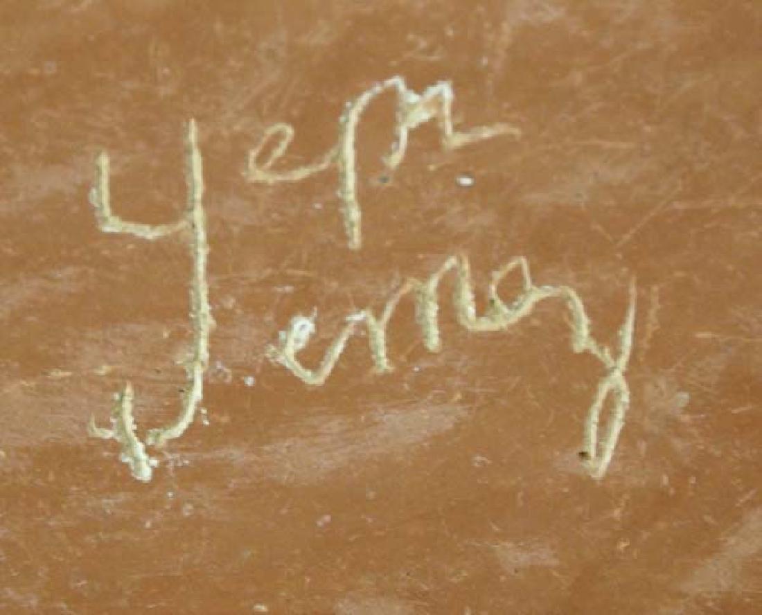 Jemez Pottery Pitcher - 4