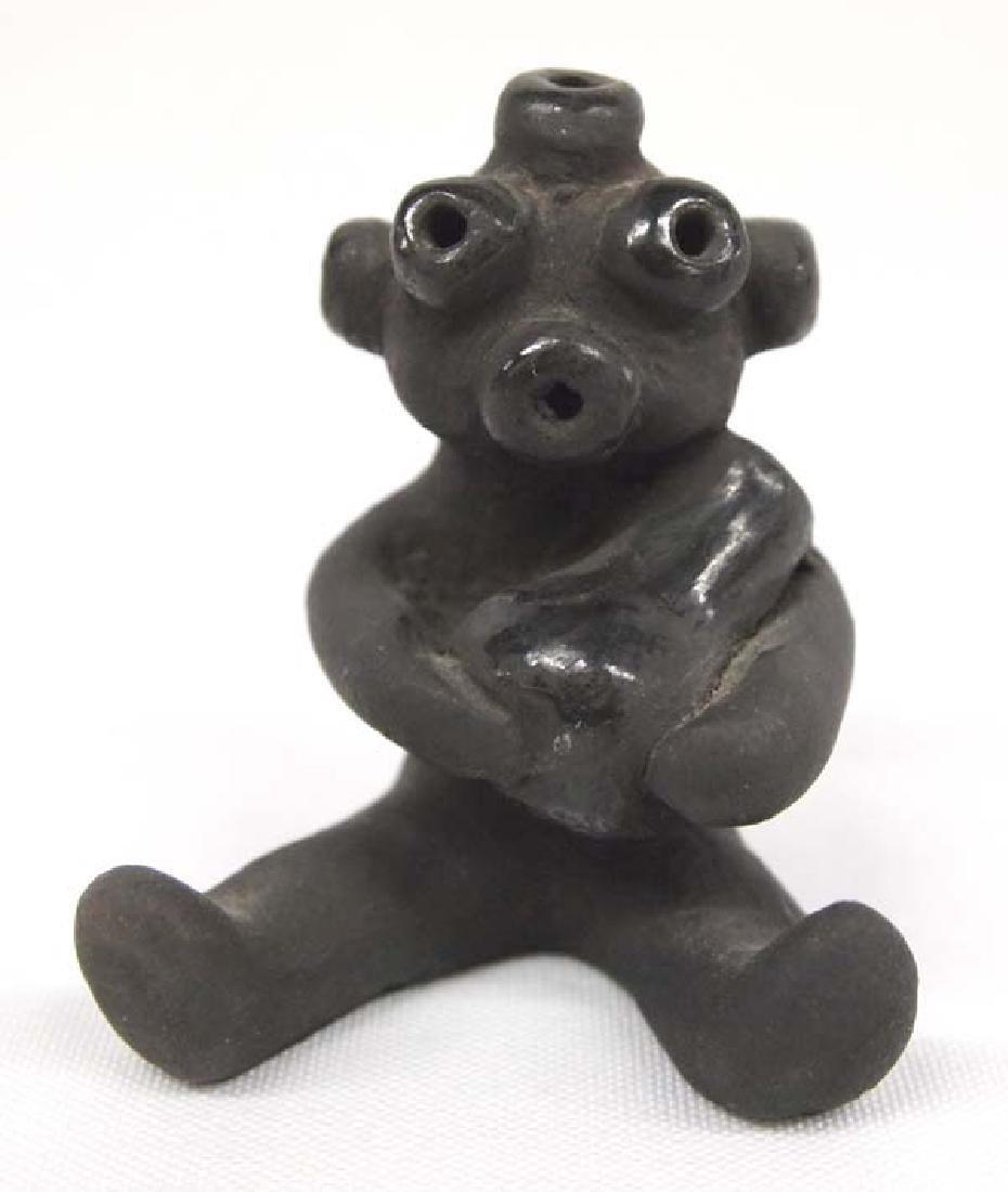 Native American Santa Clara Pottery Mudhead