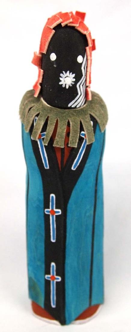 Navajo Monster Slayer Kachina by Dennis Pioche