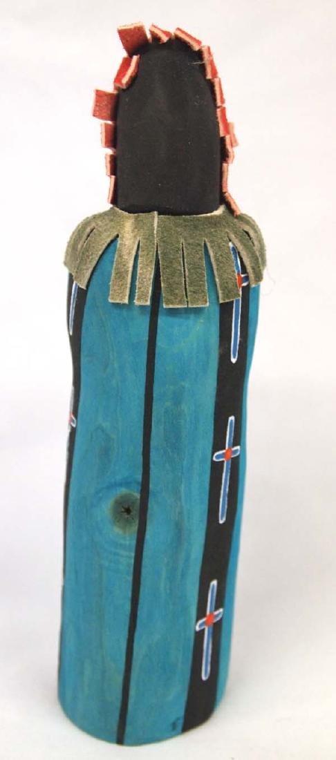 Navajo Monster Slayer Kachina by Dennis Pioche - 3