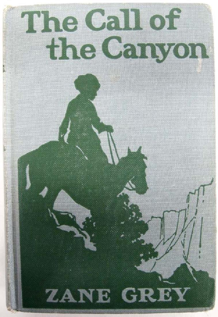 The Call of the Canyon by Zane Grey, Hardback Book
