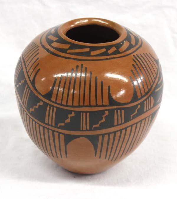 Mata Ortiz Jar by Chela Sota