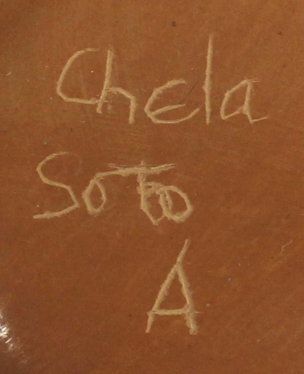 Mata Ortiz Jar by Chela Sota - 4