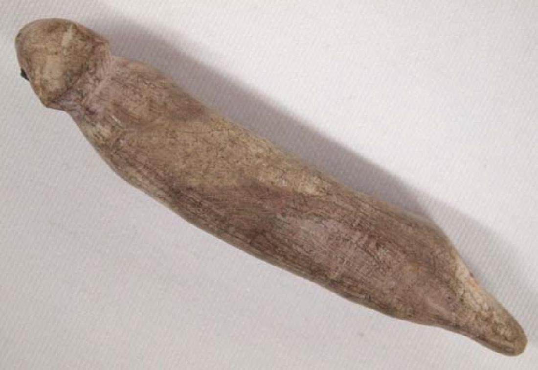 Antique Zuni Carved Stone Animal Fetish - 2
