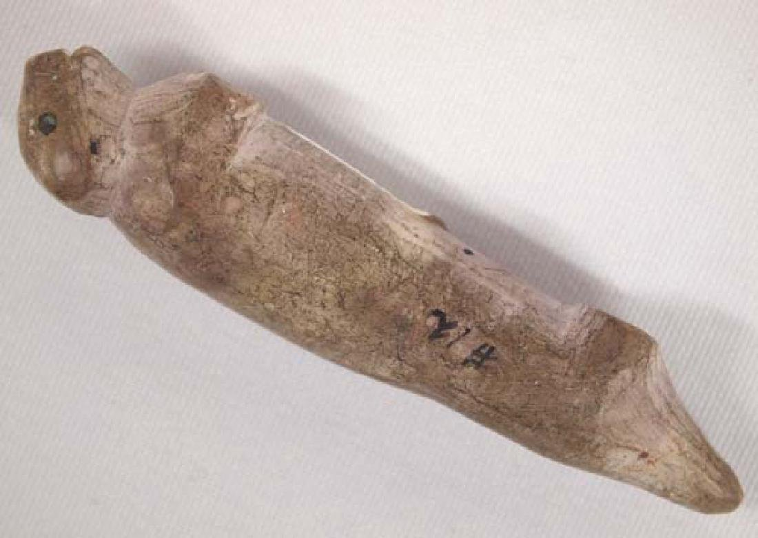 Antique Zuni Carved Stone Animal Fetish - 3