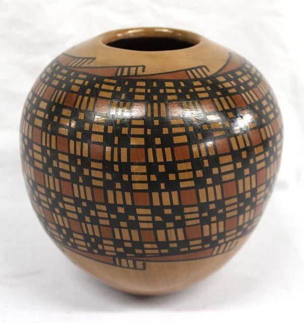 Mata Ortiz Polychrome Jar by Graciela Sandoval