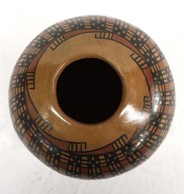 Mata Ortiz Polychrome Jar by Graciela Sandoval - 2
