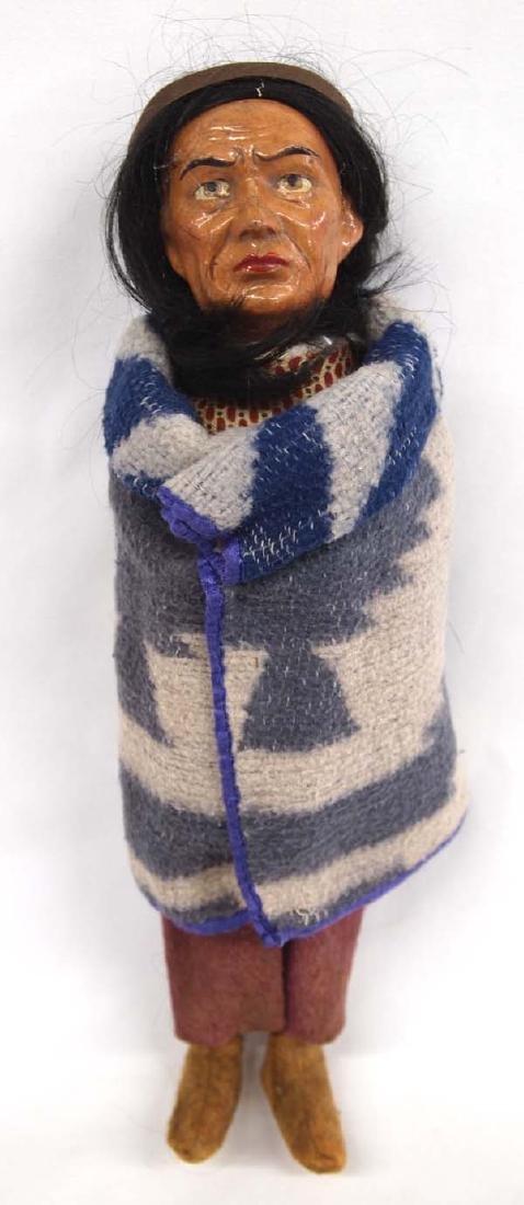 Unique Skookum Male Doll