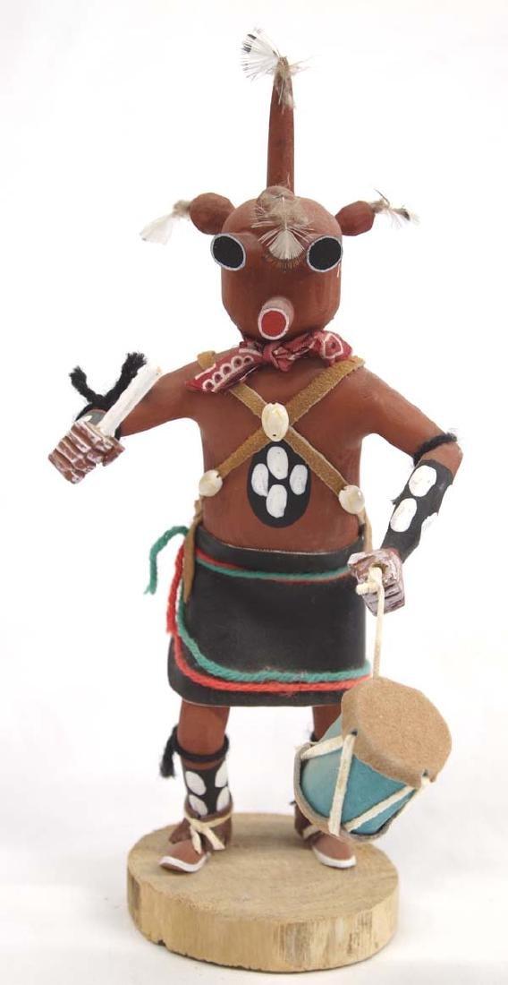 Hopi Mudhead Kachina