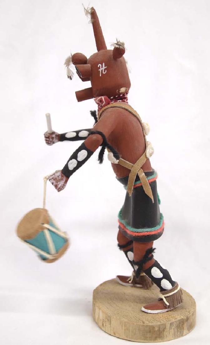 Hopi Mudhead Kachina - 2