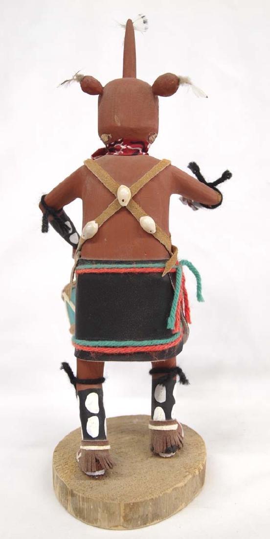 Hopi Mudhead Kachina - 3