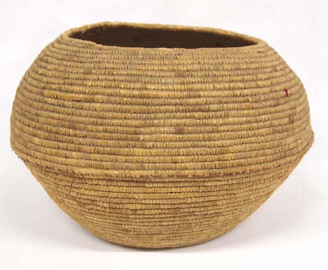 Vintage Eskimo Basket