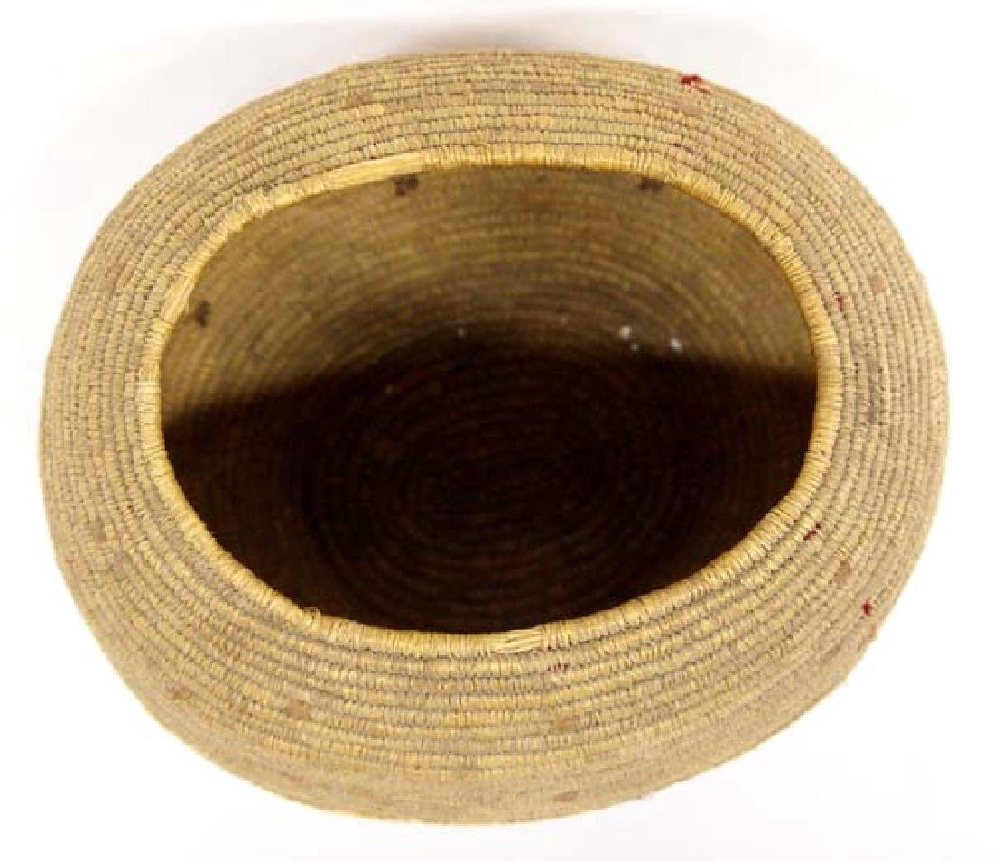 Vintage Eskimo Basket - 2