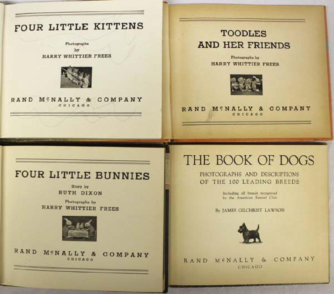 4 Vintage 1930's Children's Books - 2