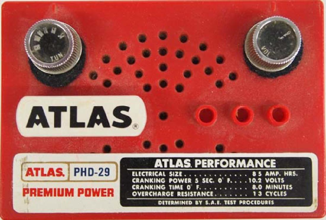 2 Vintage Transistor Radios - 2