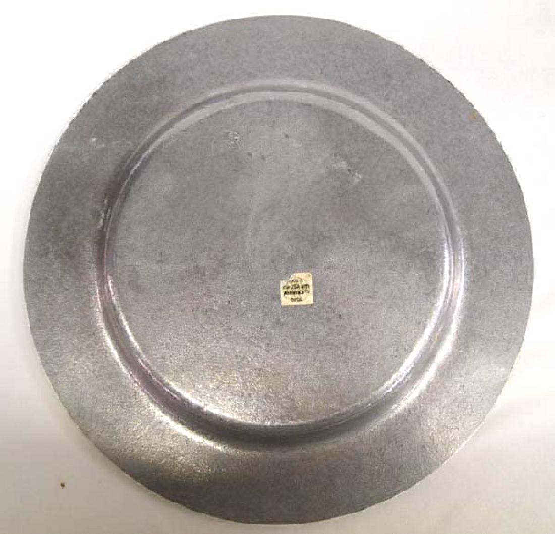 Wilton Armetale Serveware Plate - 4