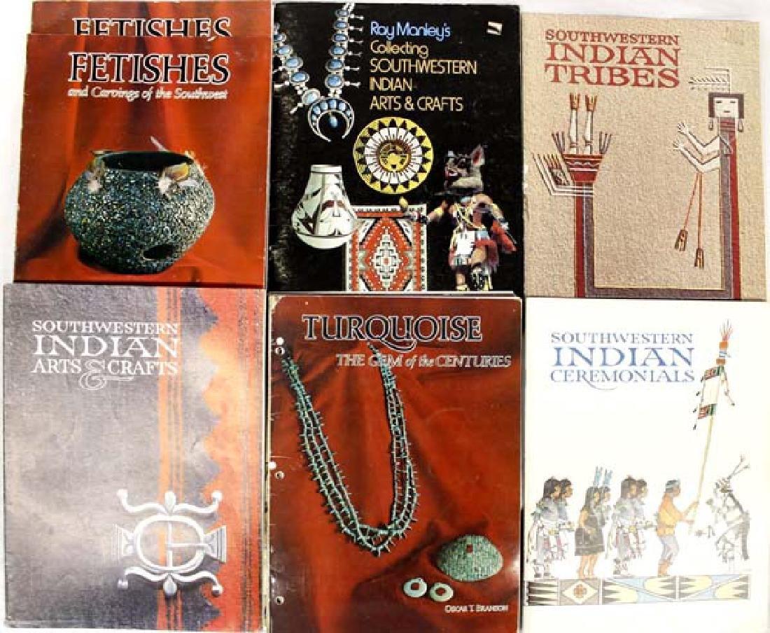 Softback Native American Art Reference Books