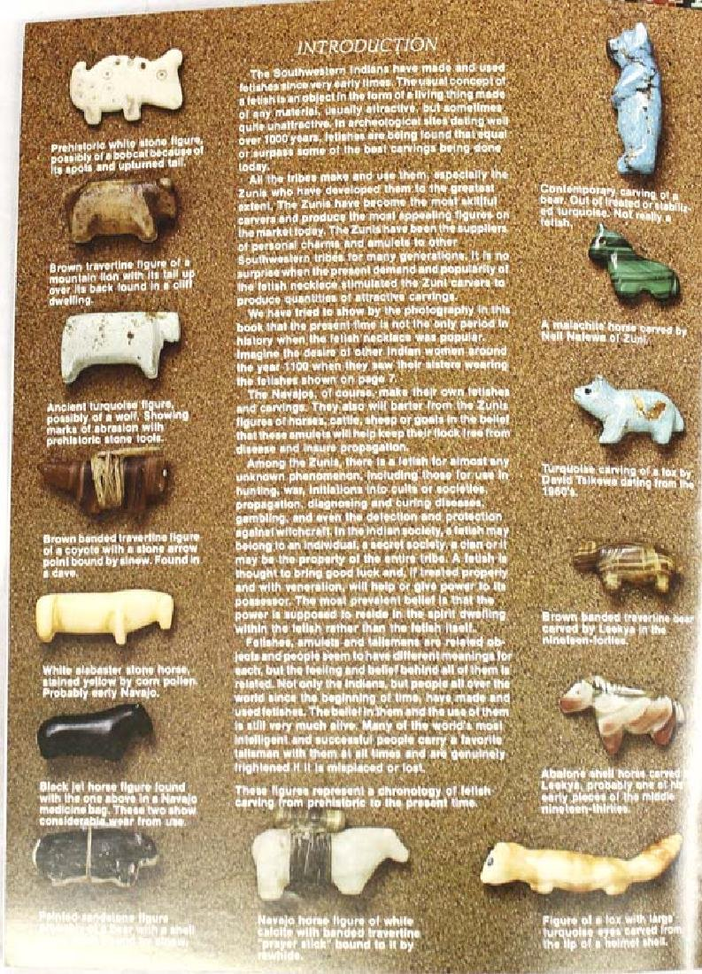 Softback Native American Art Reference Books - 3