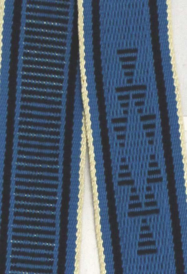 2 Native American Navajo Woven Wool Sahes - 3