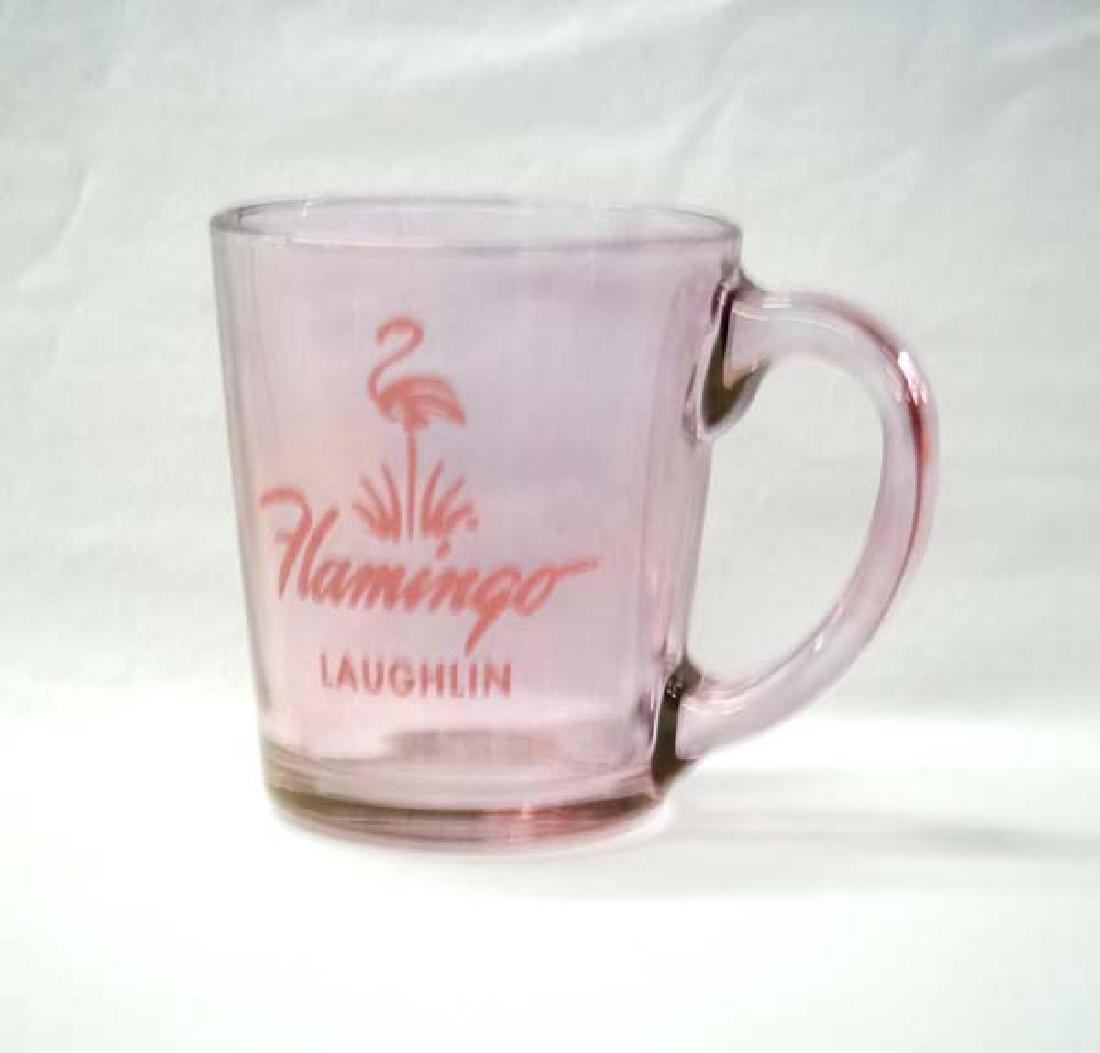 Laughlin Flamingo Hotel Souvenir Cup, 4 in. H, $10