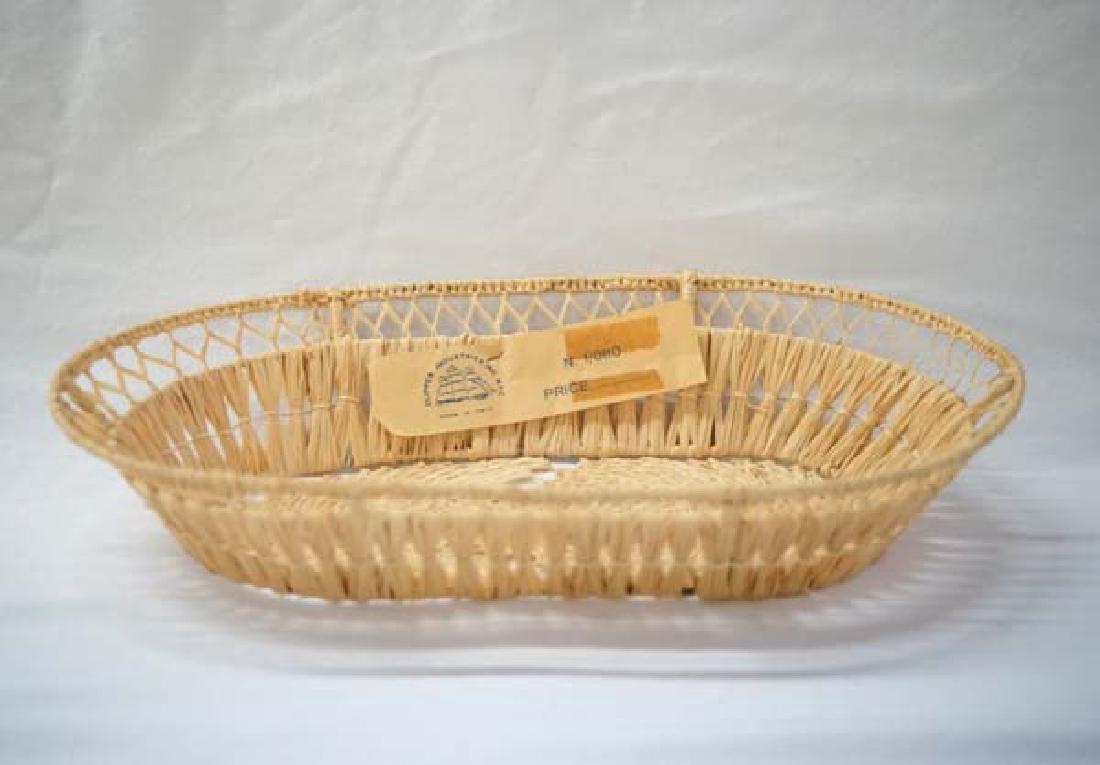 Italian Basket 12in L SH $15