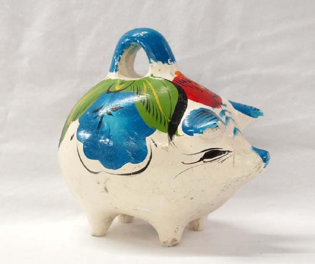 Piggy Bank 7in H SH $10