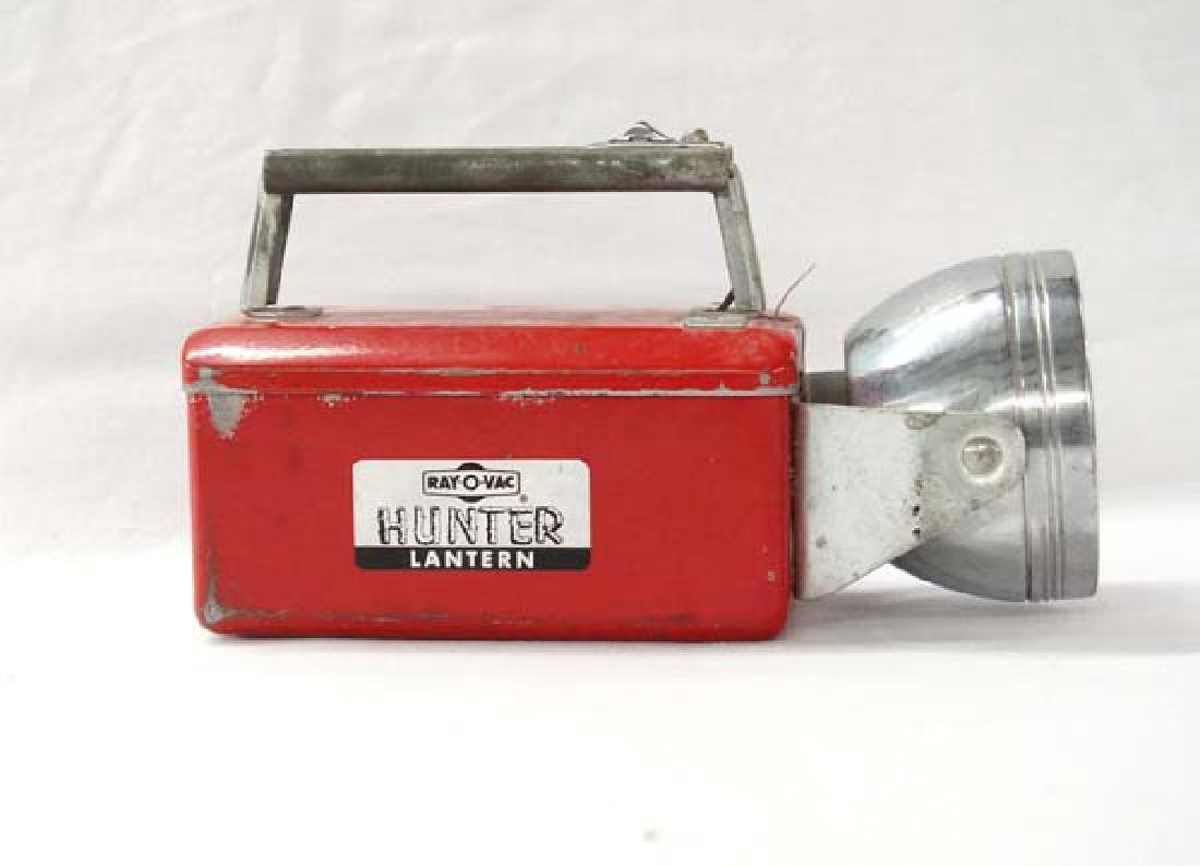 Vintage Ray-O-Vac Lantern, 8 in. L, S&H $15