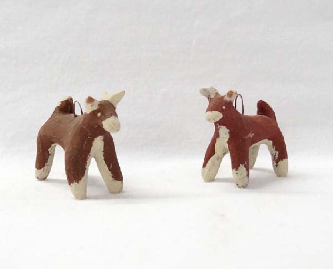 2 Navajo Mud Deer 2in H SH $10