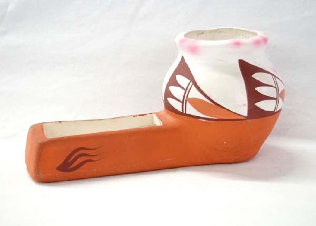 Jemez Pottery by L. Toya, 7 in S&H $15