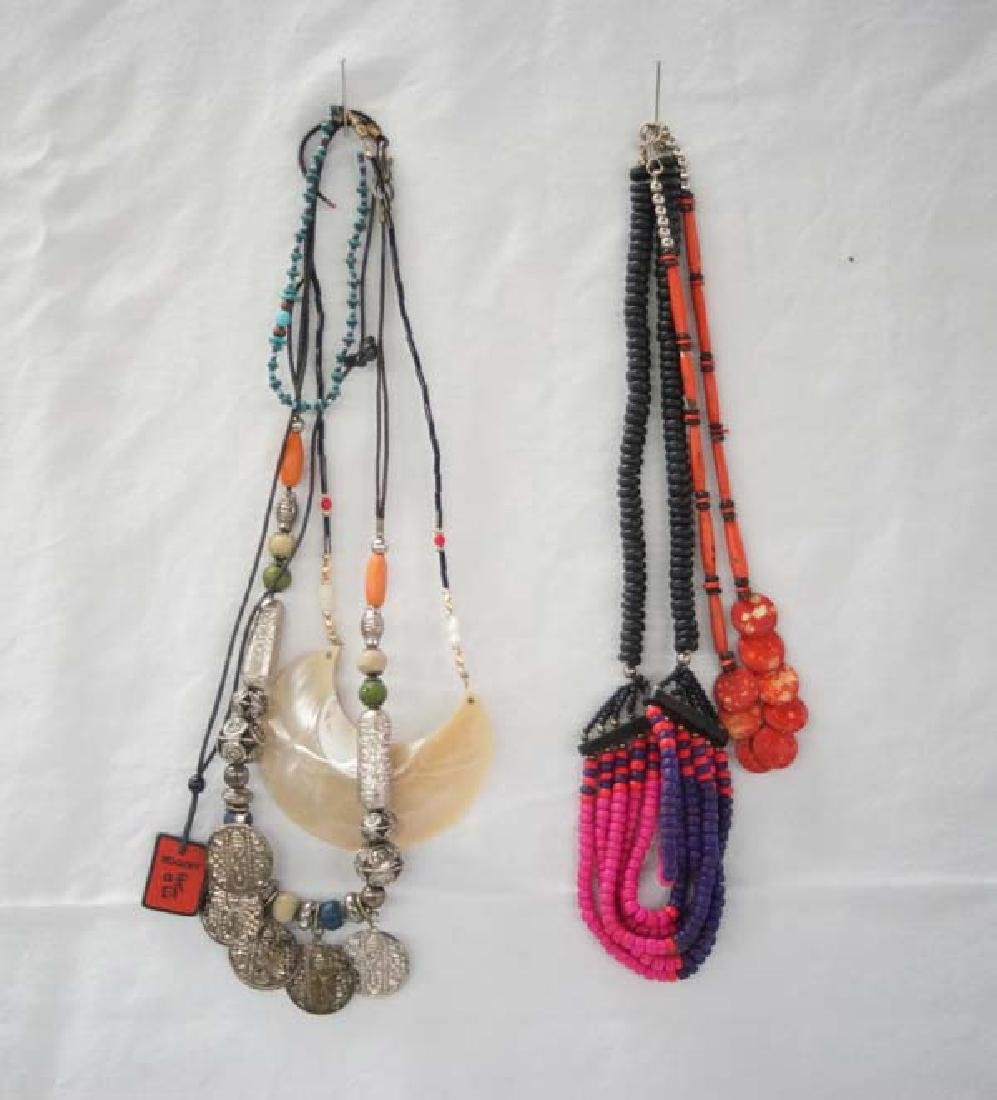 Assorted Necklaces 14in L SH $10