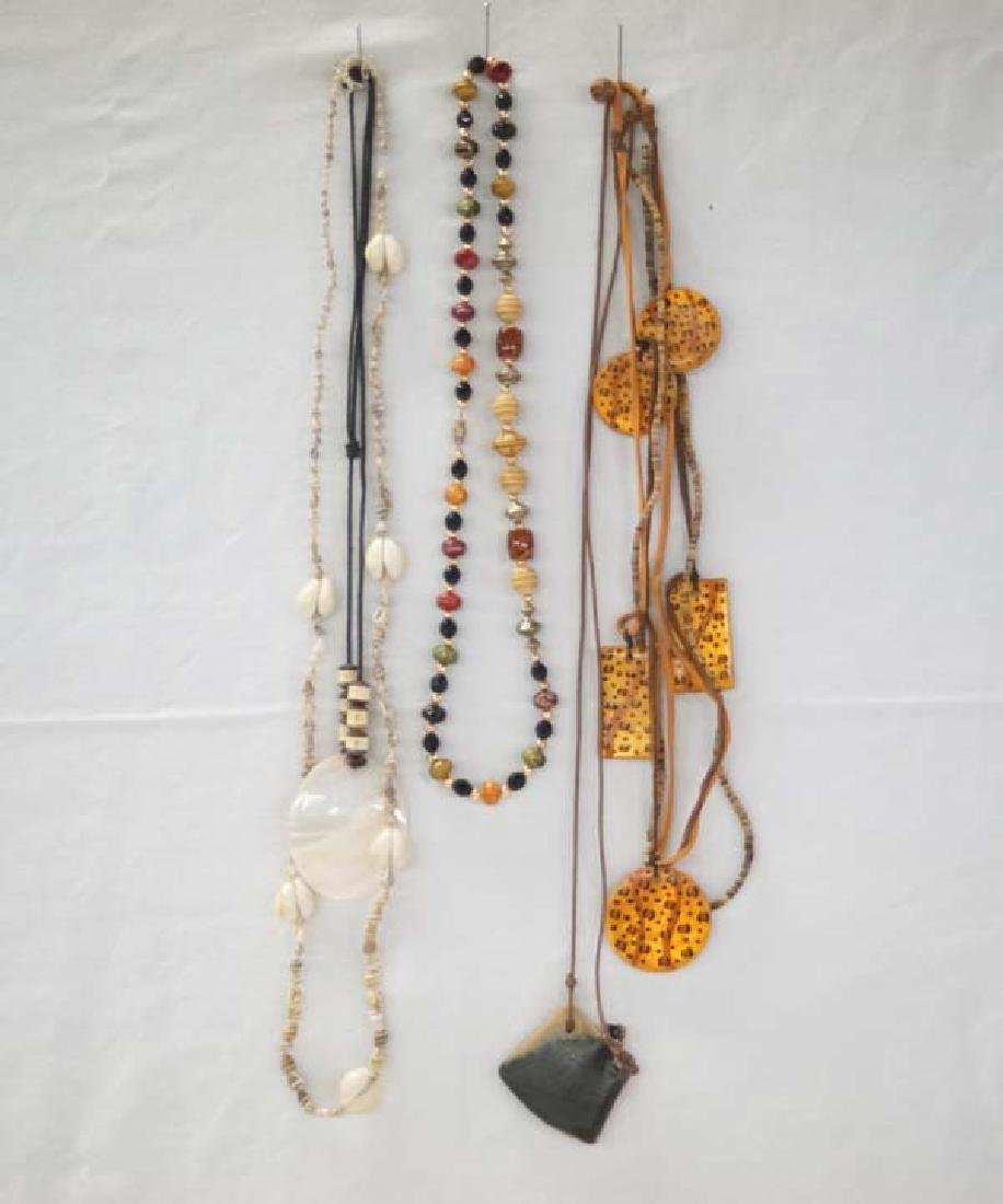 Collection of Necklaces 32in SH $10