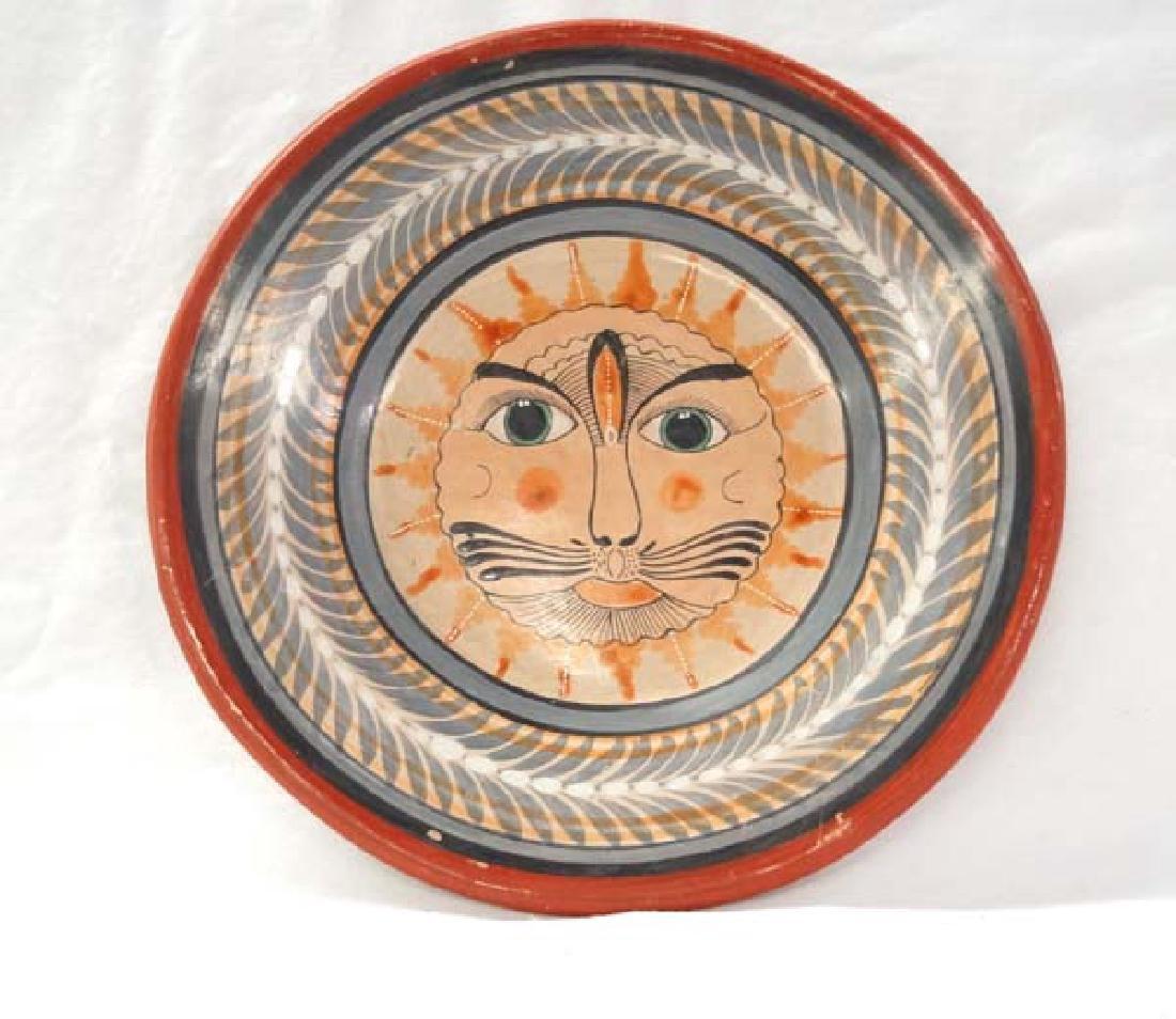 Tonala Plate 10in D SH $15
