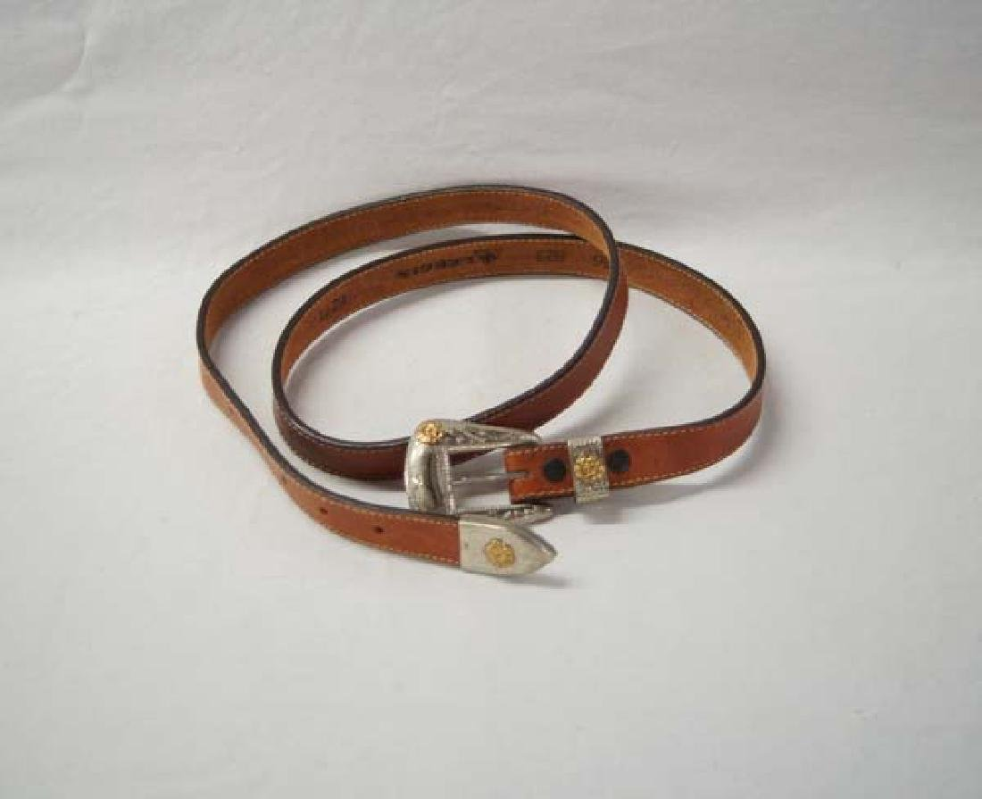 Leather Belt 36in SH $10