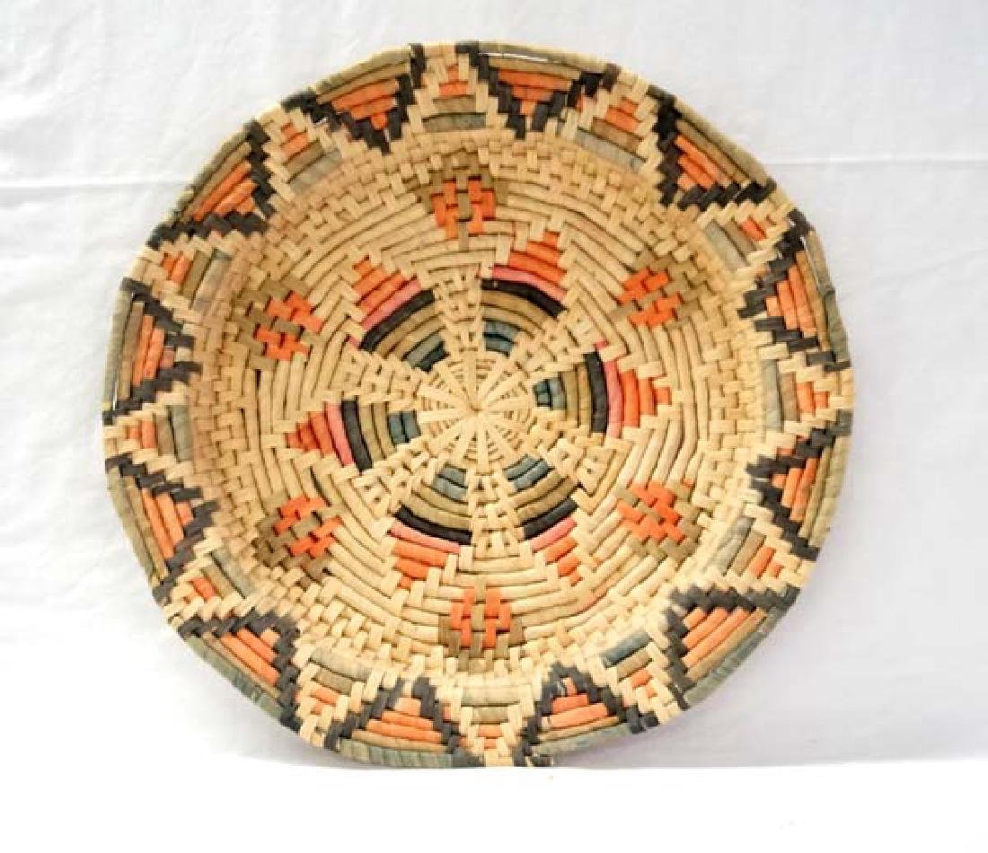Polychrome Basket 17'' SH $20