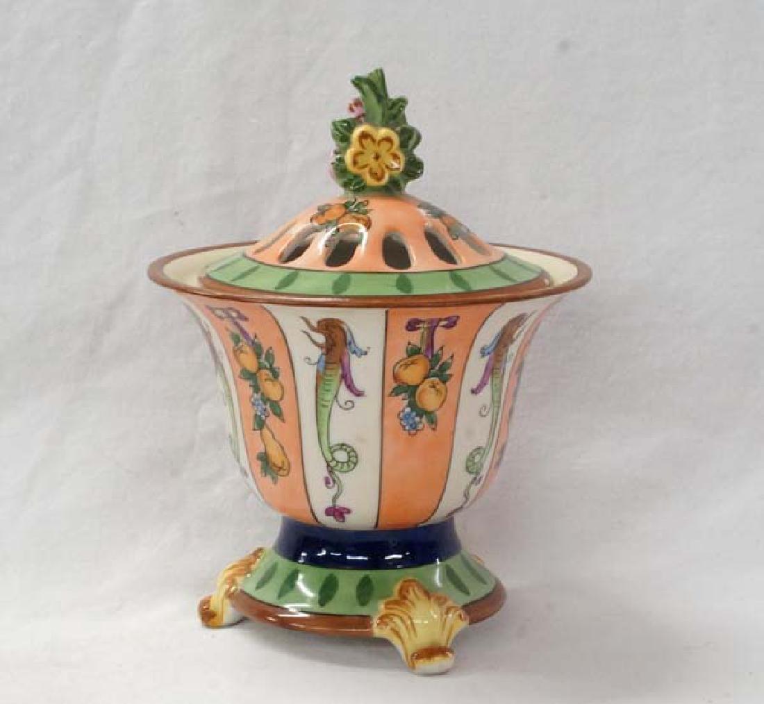 Noritake Vase 7in H SH $20