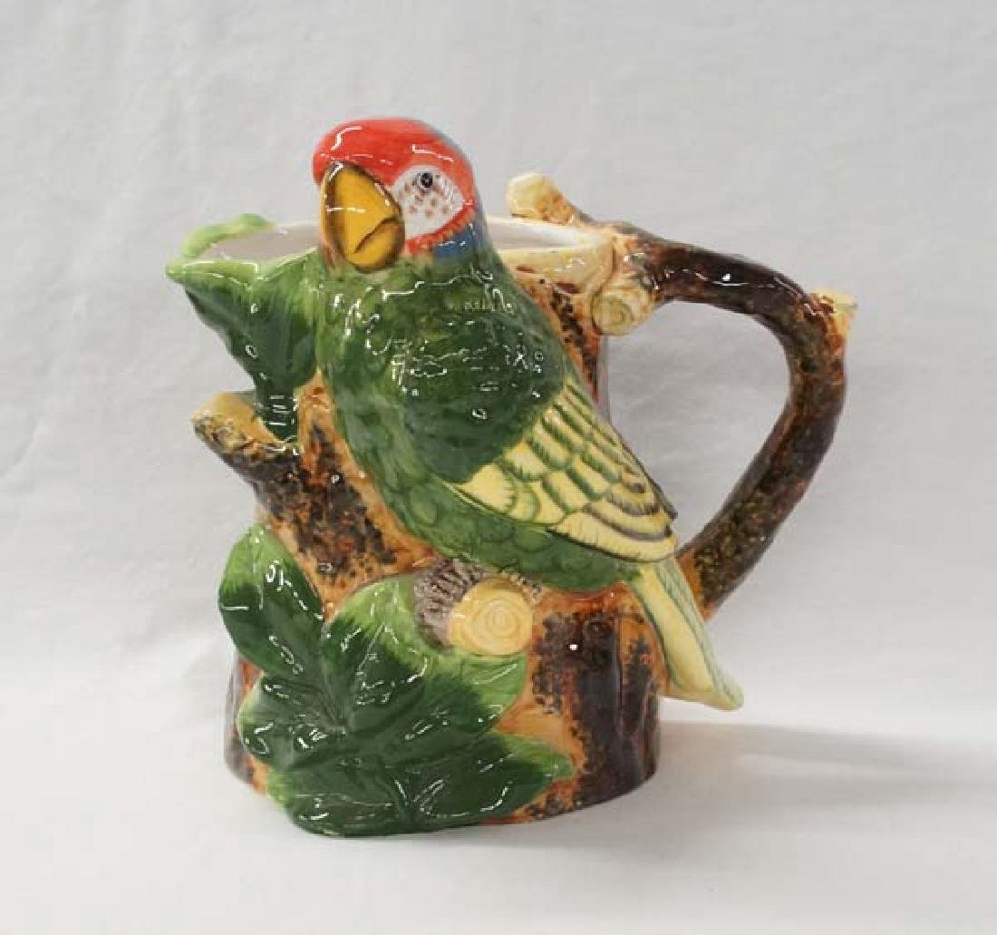 Parrot Pitcher 9in SH $25