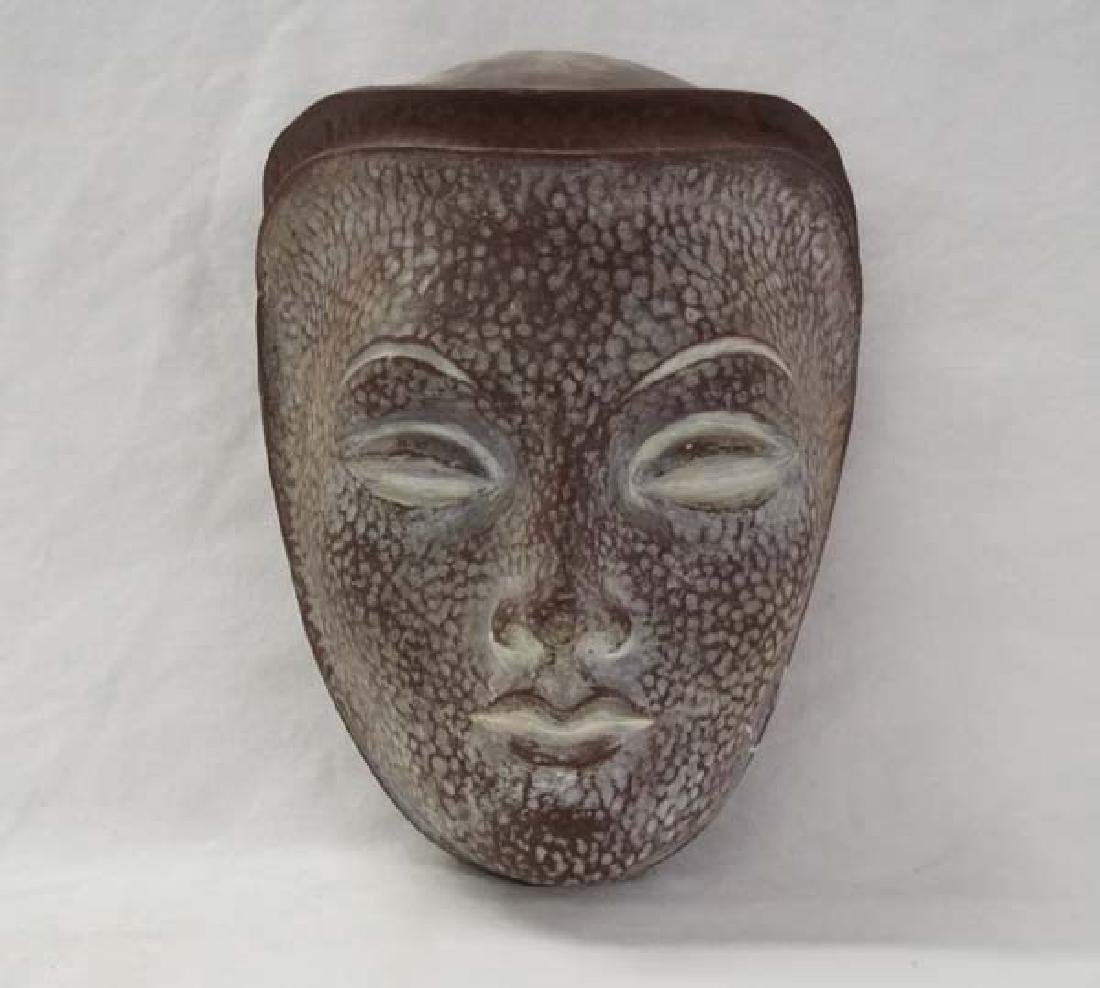 Ceramic Face Mask 8in SH $20