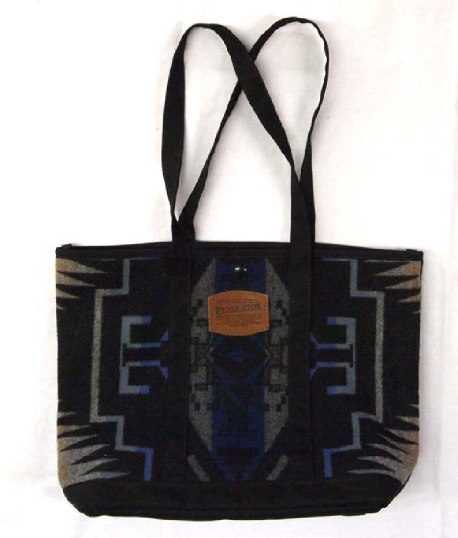 Original Pendleton Wool and Canvas Bag