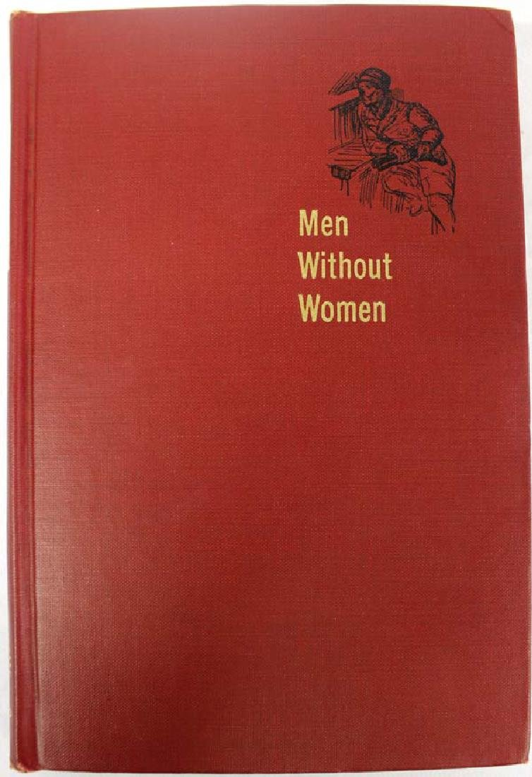 1927 Men Without Women by Ernest Hemingway