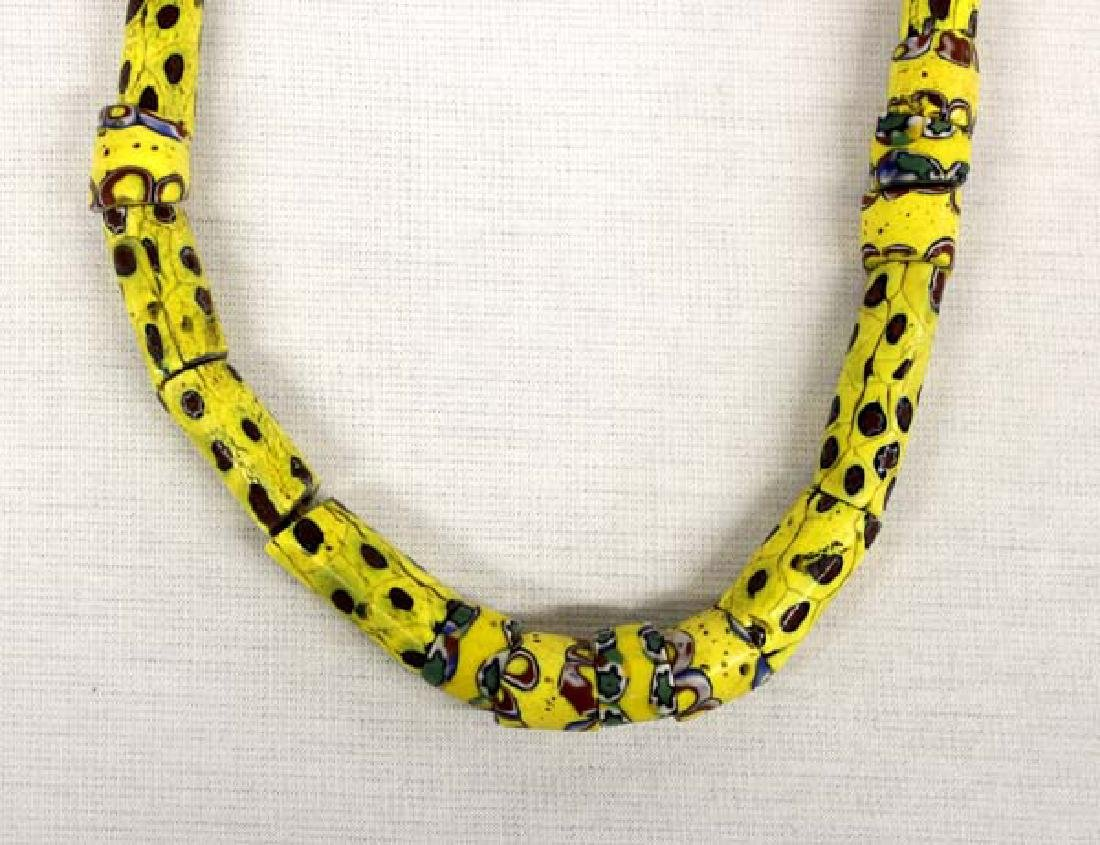 Spotted Leopard Trade Beads