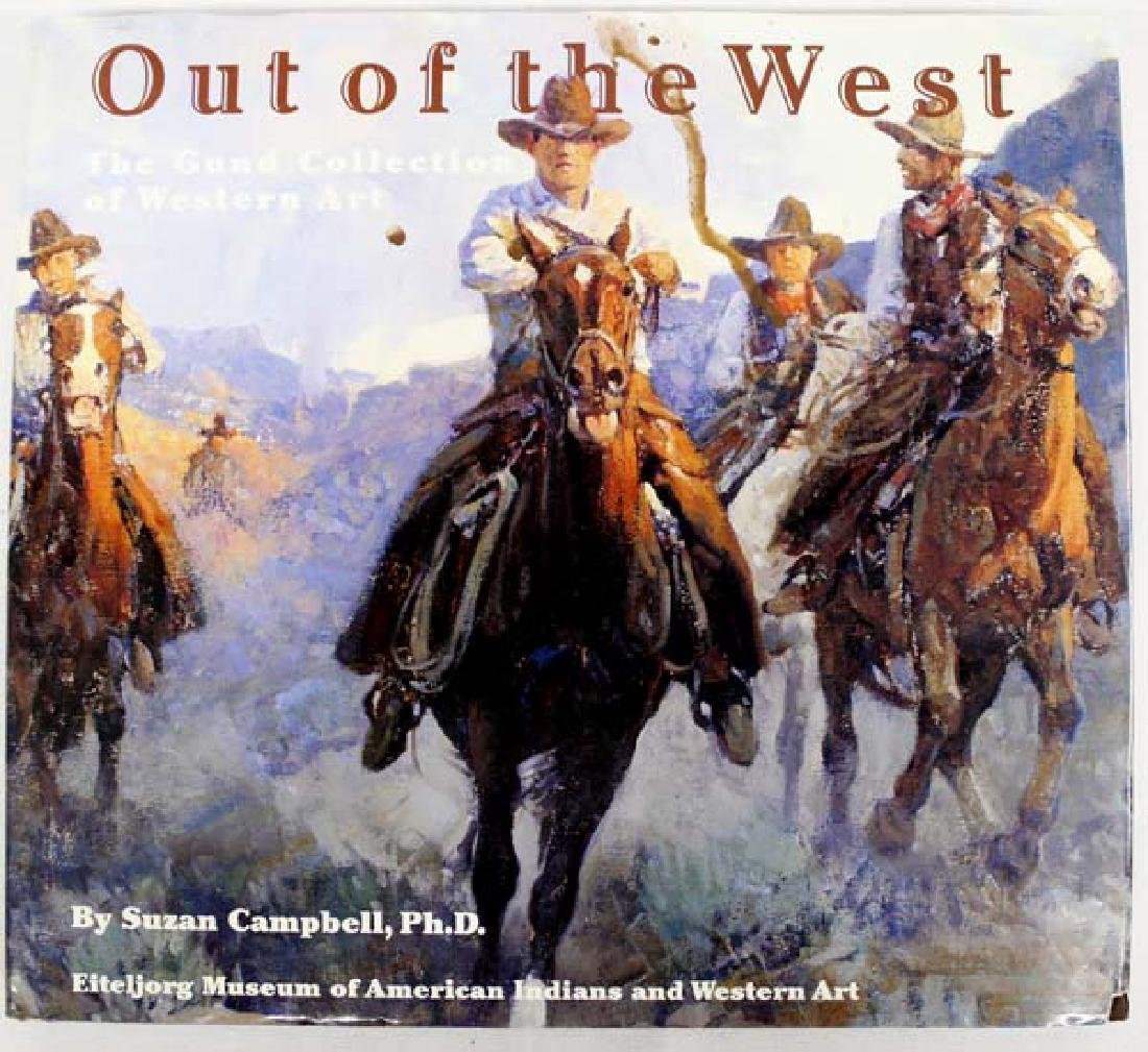 Out of the West by Susan Campbell, Ph.D., Book