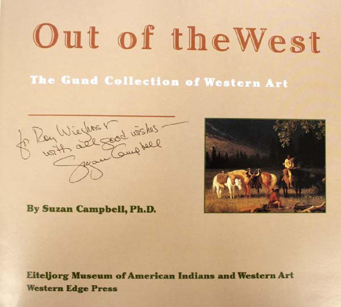 Out of the West by Susan Campbell, Ph.D., Book - 4