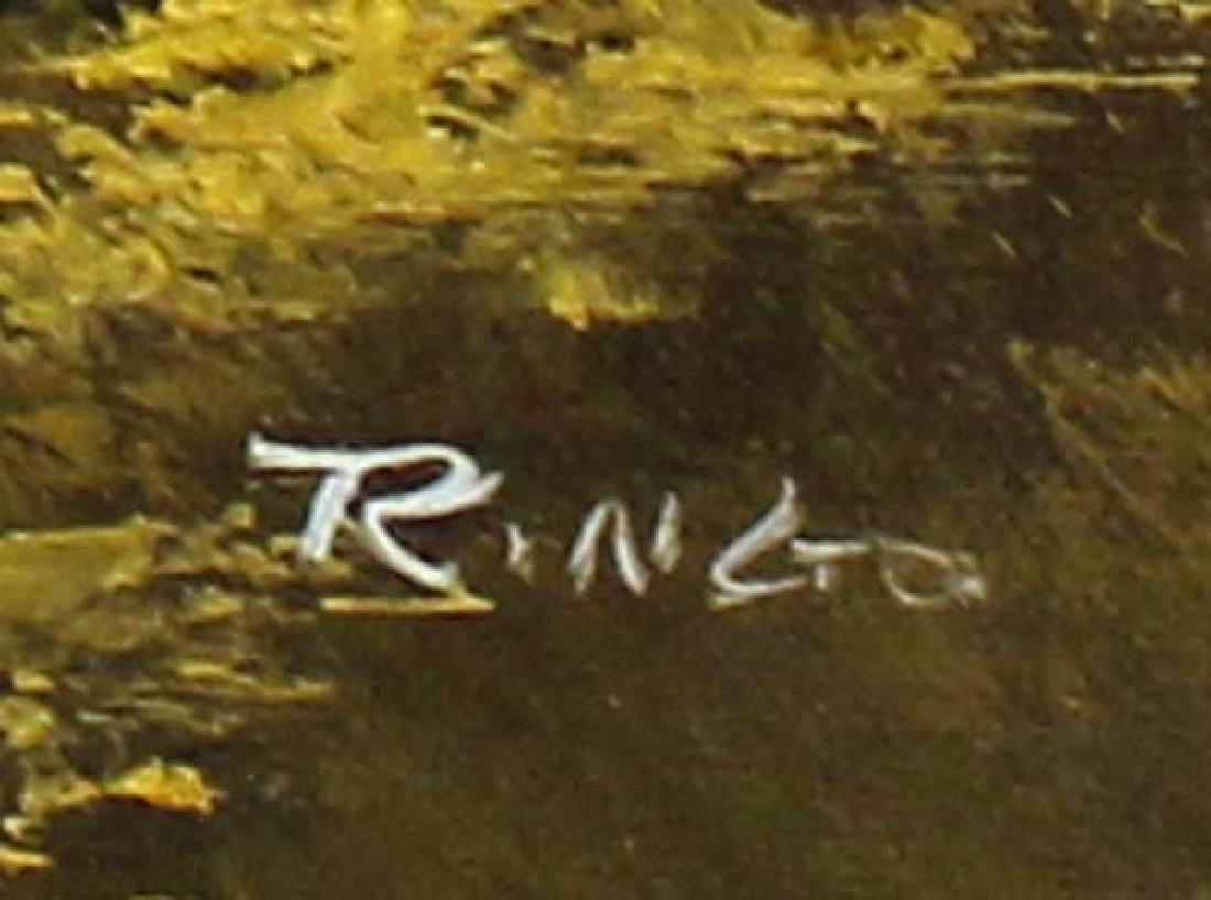Original Landscape Oil Painting by Ringo - 3