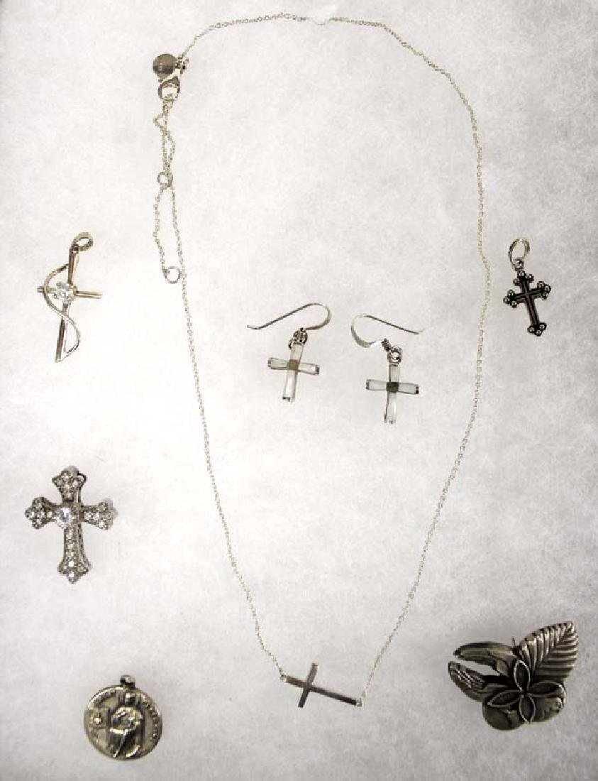 Wholesale Sterling Silver Religious Jewelry