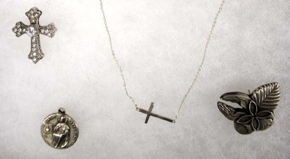 Wholesale Sterling Silver Religious Jewelry - 2
