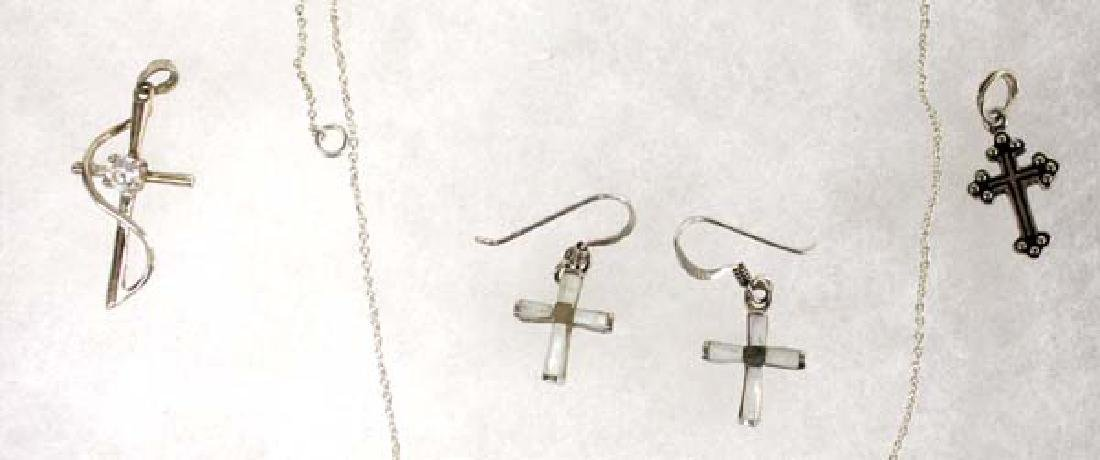 Wholesale Sterling Silver Religious Jewelry - 3
