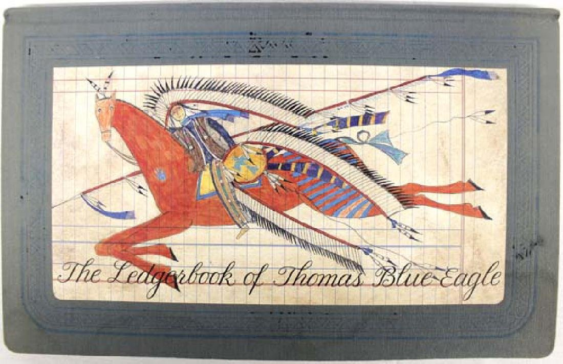 The Ledgerbook of Thomas Blue-Eagle, Book