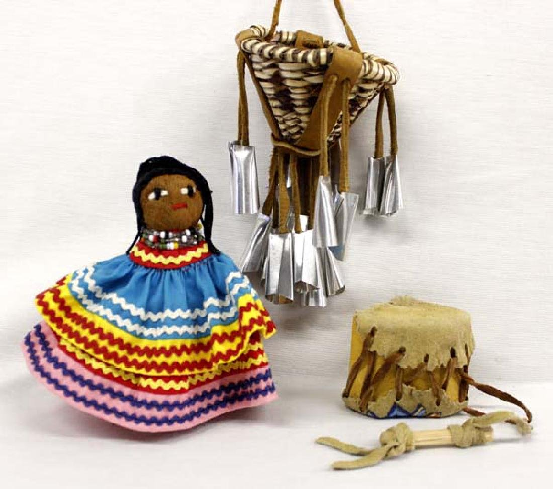 3 Native American Collectibles