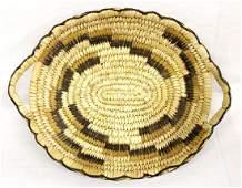 Native American Tohono Oodham Basket